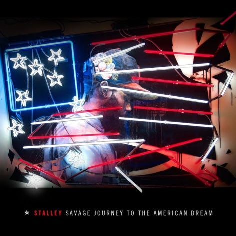 Picture of the Day: Stalley - Savage Journey To The American Dream Cover By Patrick Martinez