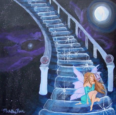 Passage Through Starlight by Michelle Morine